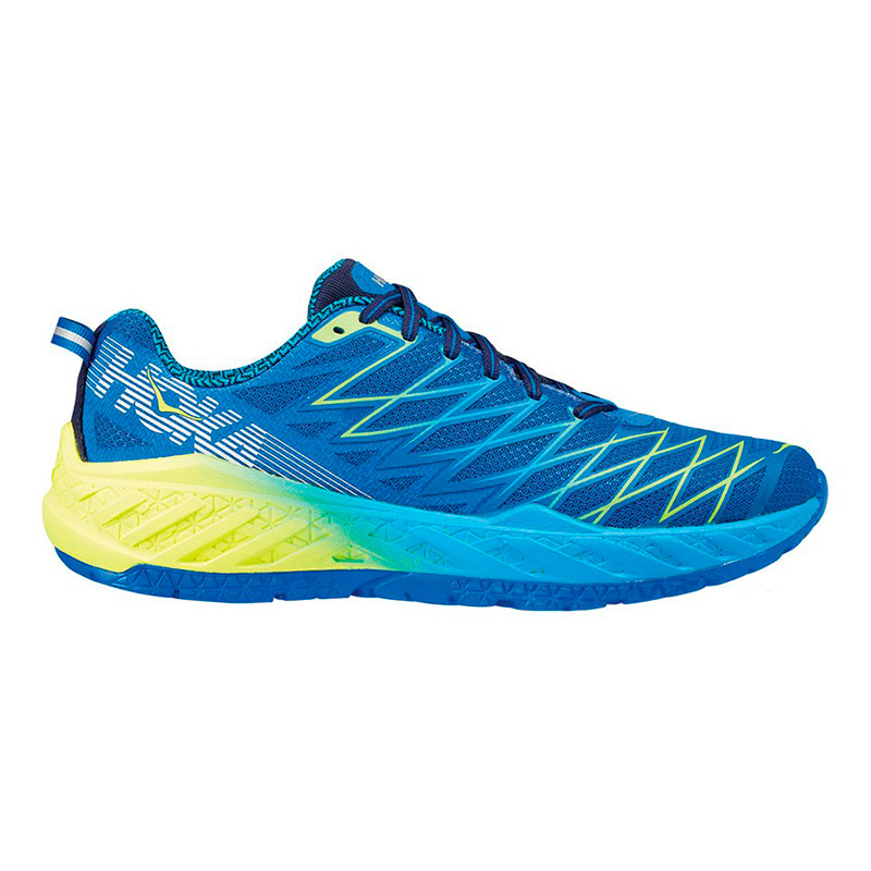 Hoka One One Clayton 2 Imperial Blue Peacoat 41 … KY7dM