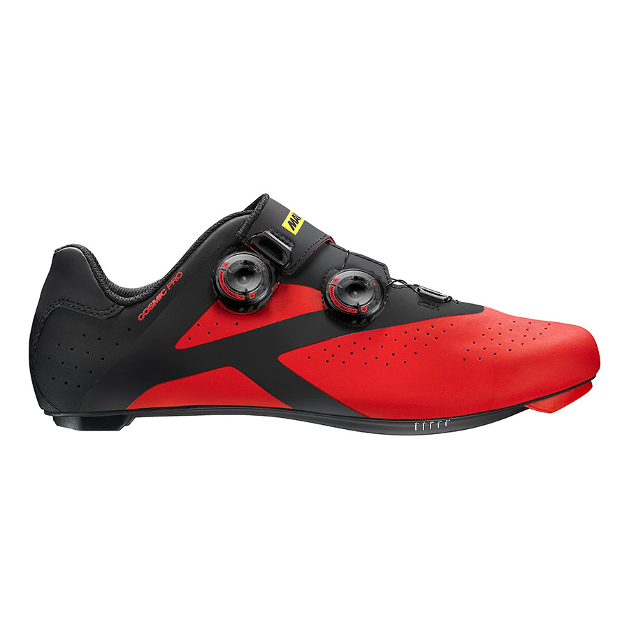 Chaussures-Mavic-Cosmic-Pro-noir-rouge-DV