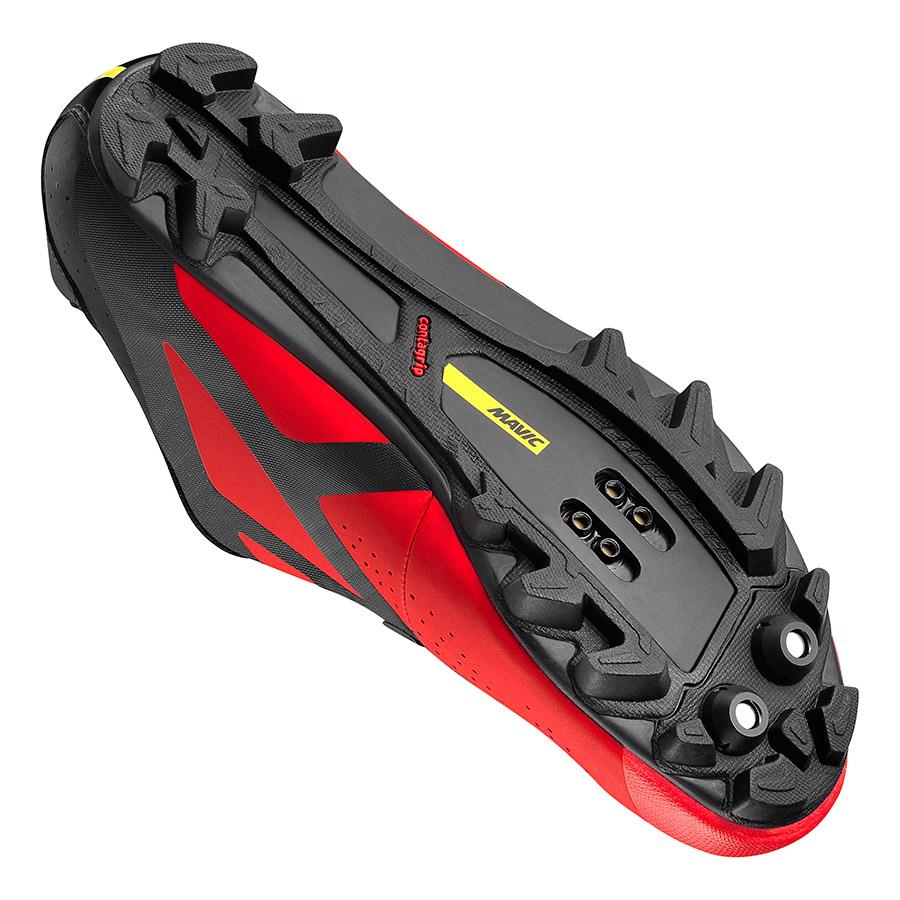 Chaussures-Mavic-Crossmax-Pro-noir-rouge-DV