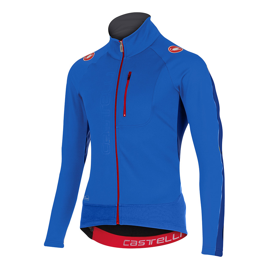 Maillot-Castelli-Trasparente-3-Wind-Windstopper-Rosso-Corsa-bleu-DV