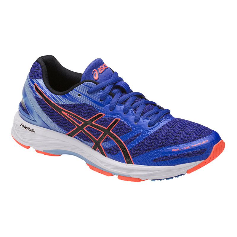 Zapatillas Asics GEL-DS Trainer 22 azul coral mujer