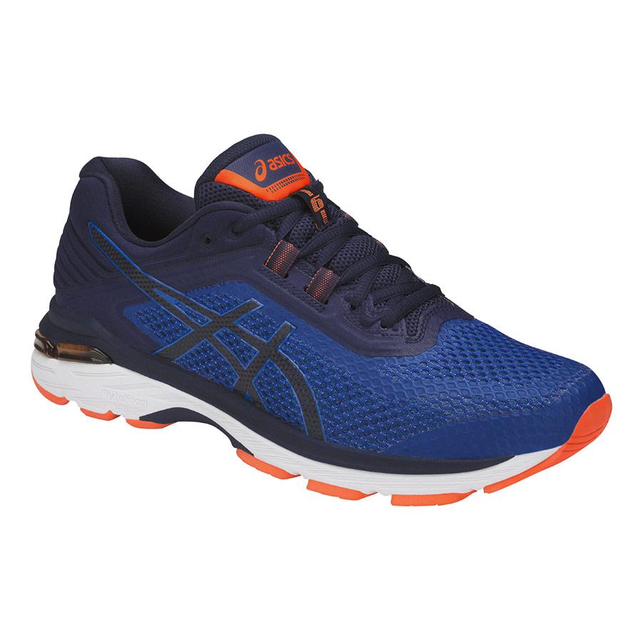 Zapatillas Asics GT-2000 6 azul naranja