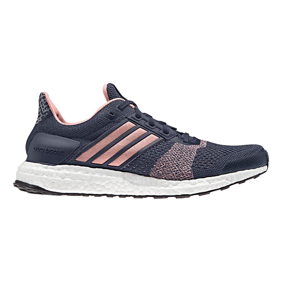 zapatillas adidas rosa y azul