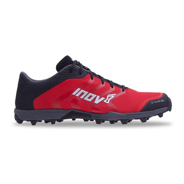 Zapatillas Inov-8 X-Talon 225 rojo negro gris