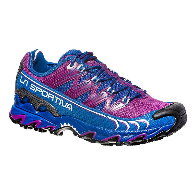 La Sportiva Zapatillas de senderismo Ultra Raptor Woman Blue/Coral 36m aDB8U0Ut