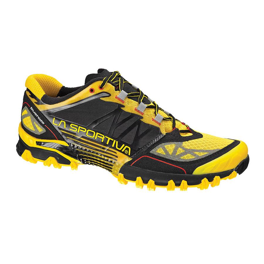 Zapatillas La Sportiva Bushido amarillo negro
