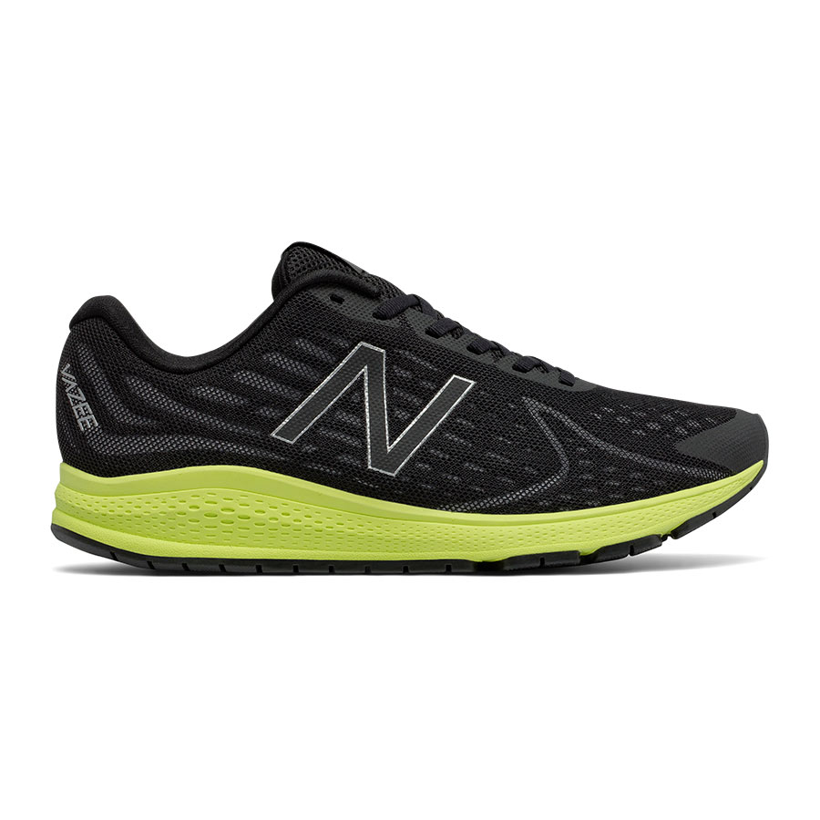Zapatillas New Balance Vazee Rush v2 negro amarillo