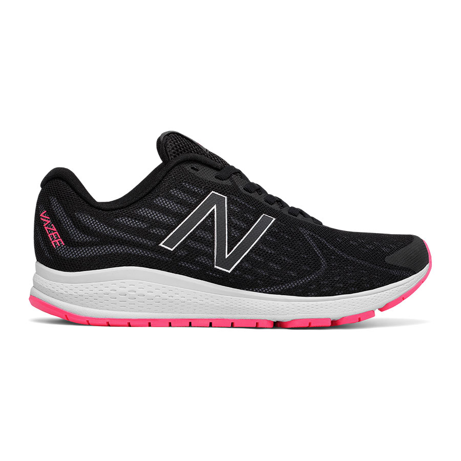 Zapatillas New Balance Vazee Rush v2 negro rosa mujer