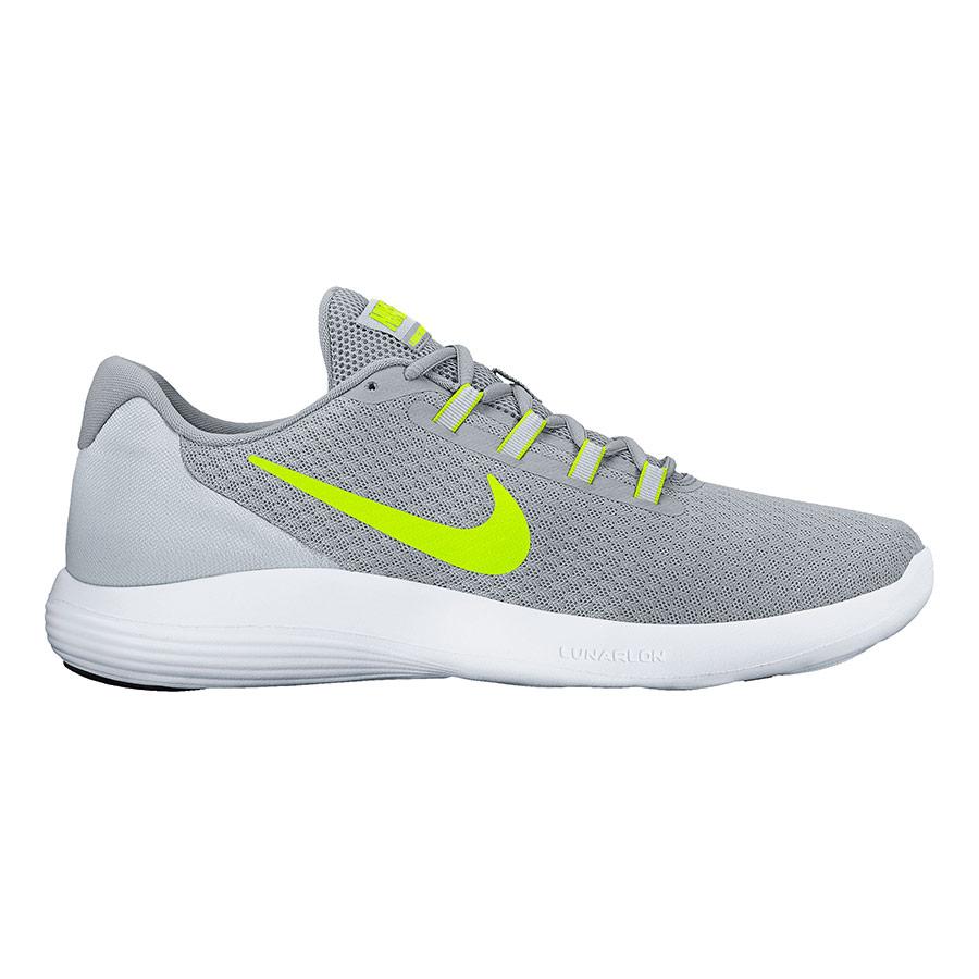 Zapatillas Nike Lunar Converge gris amarillo mujer