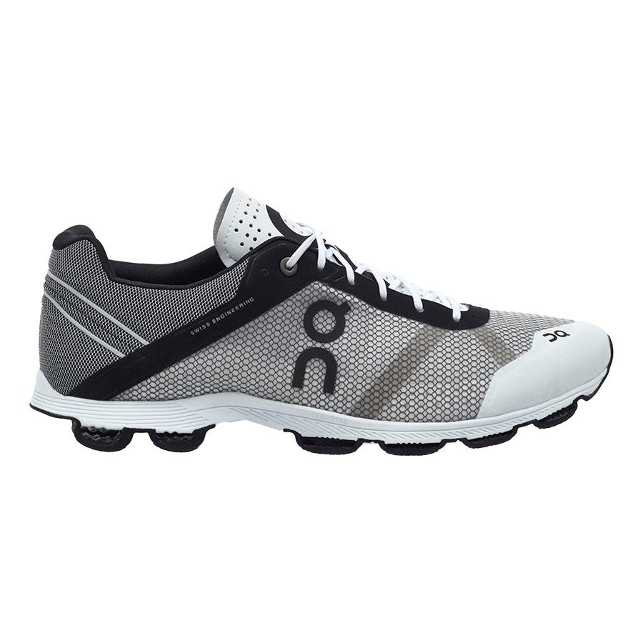 Zapatillas On Cloudrush negro blanco