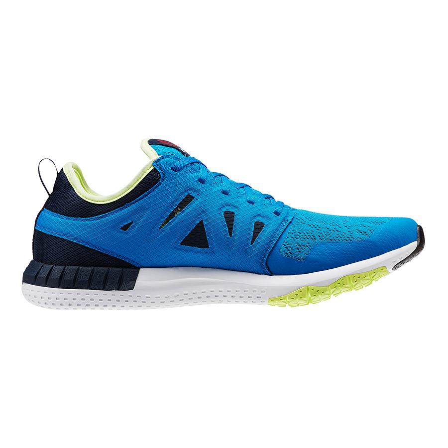 Zapatos Reebok Blanco Con Azul