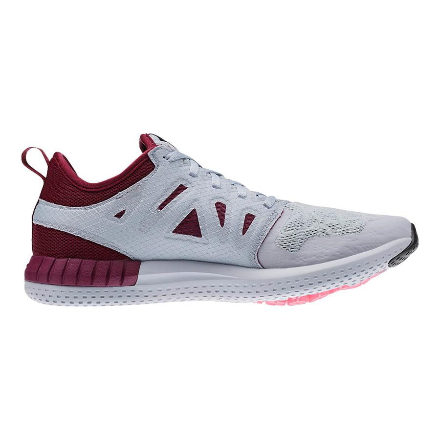 Zapatillas Reebok Zprint 3D blanco rojo mujer