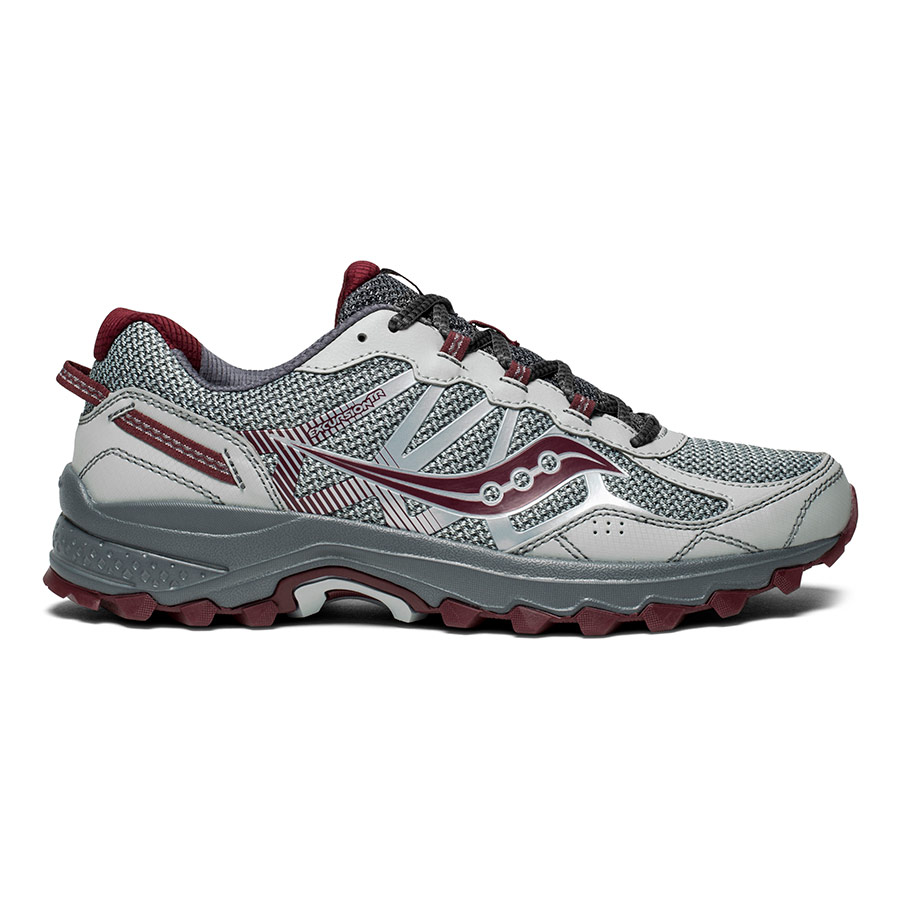 Zapatillas Saucony Excursion TR11 gris granate