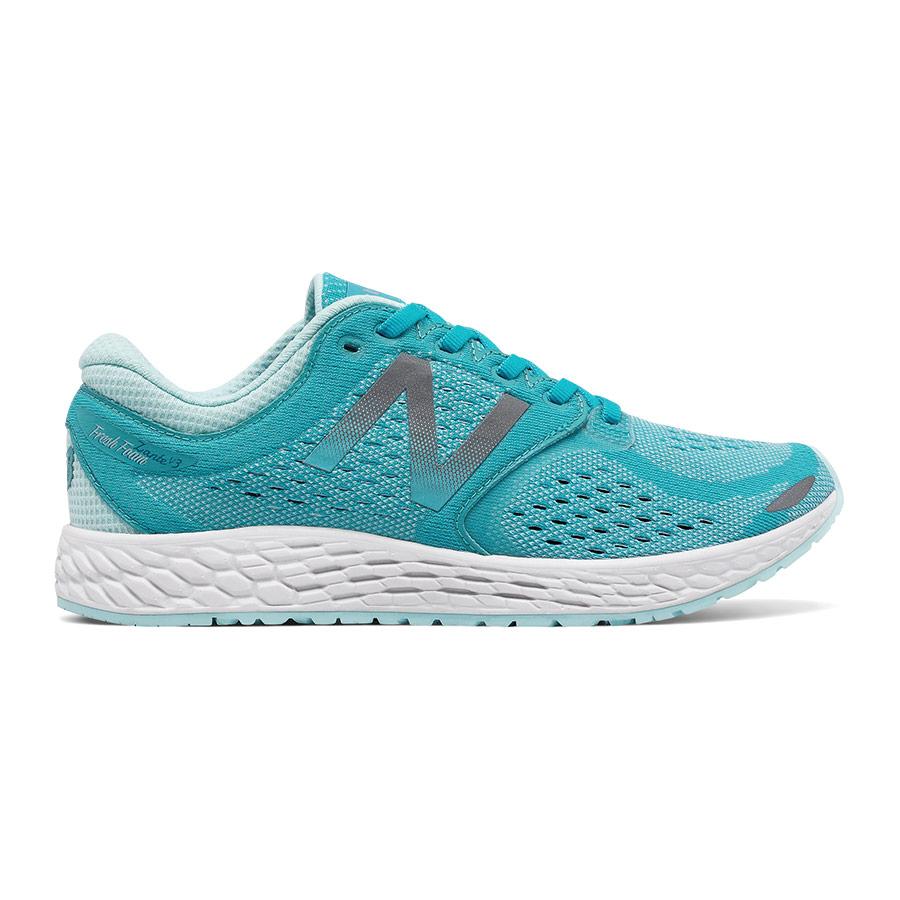Zapatillas New Balance Fresh Foam Zante v3 azul blanco mujer