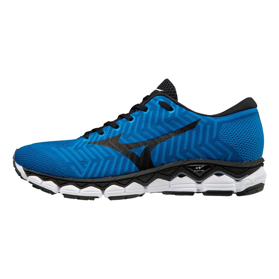 Zapatillas Mizuno Waveknit S1 azul negro