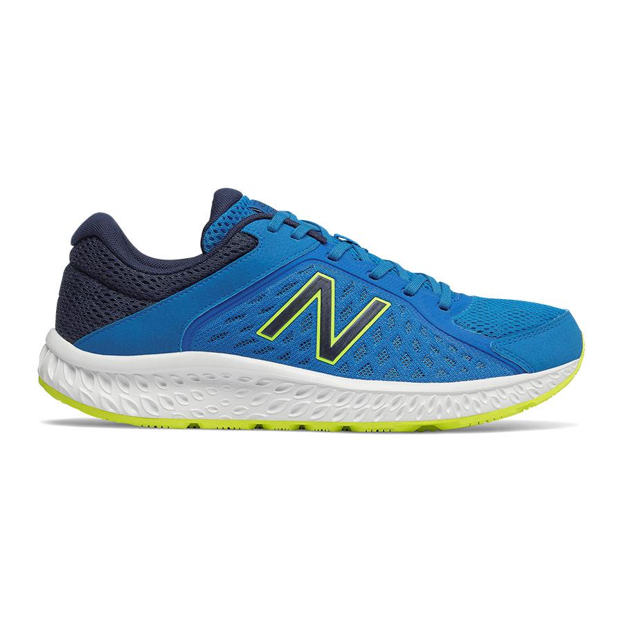 Zapatillas New Balance 420 v4 azul eléctrico lima