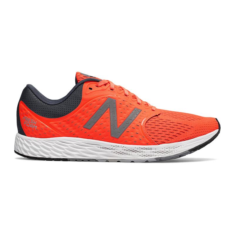 Zapatillas New Balance Fresh Foam Zante v4 naranja gris